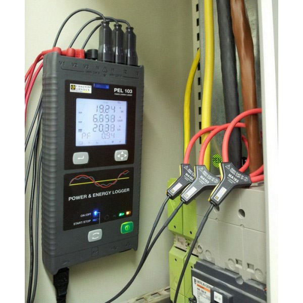 meko electrical stroud commercial Industrial and domestic power analysing data logging 2