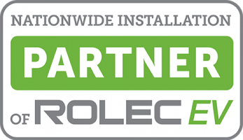Rolec Approved Installer Logo Web