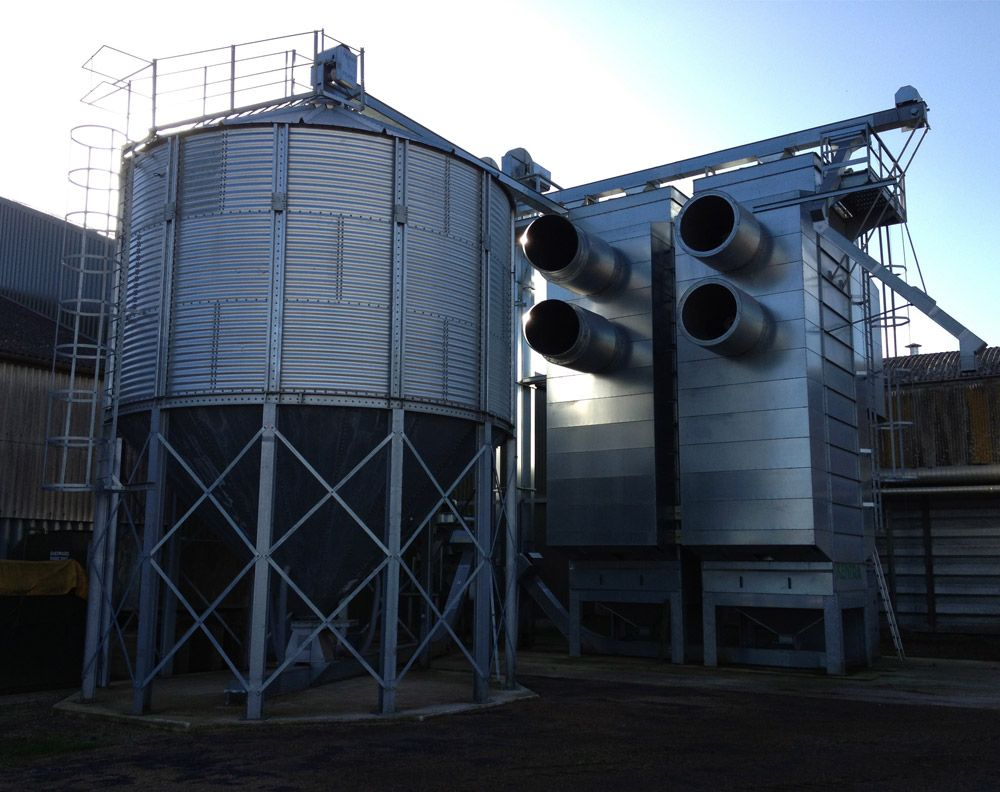 Installation & Maintenance of Crop Dryers