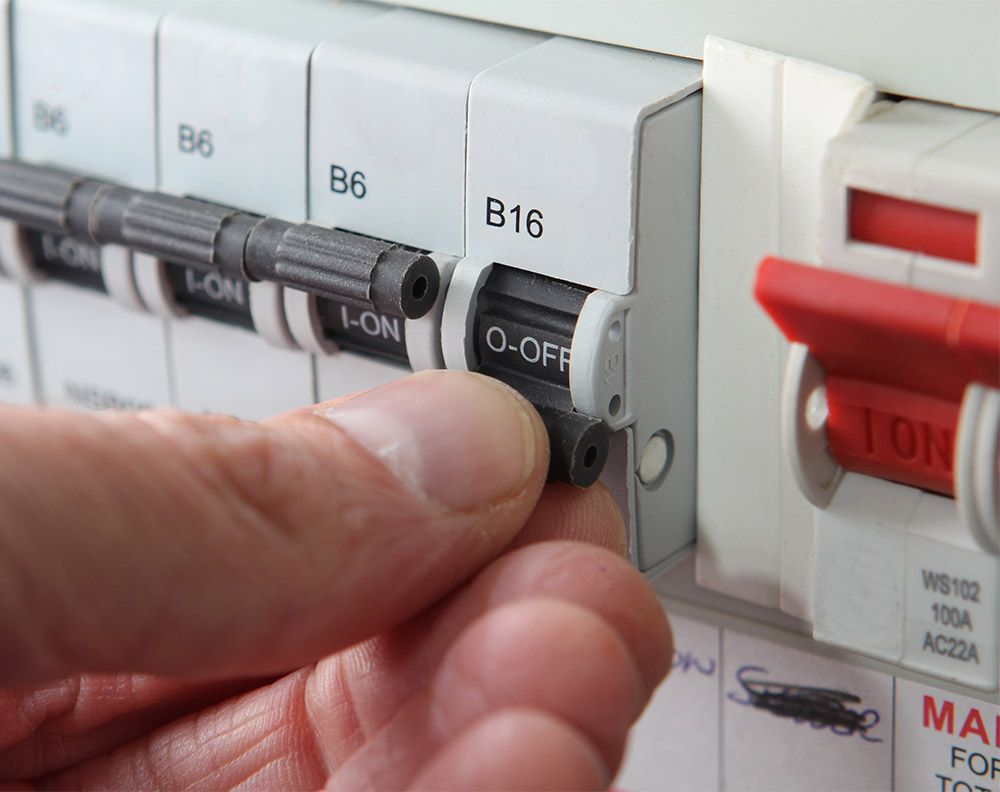 Consumer Unit Board Changes