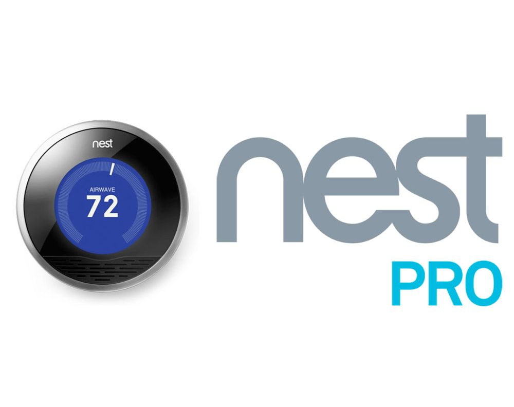 Nest Pro Approved Installer